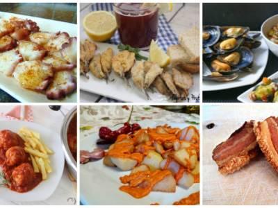 6 recetas de tapas típicas de nuestros bares