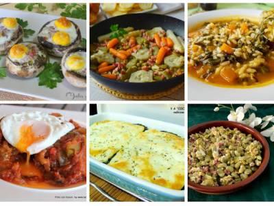 verduras faciles